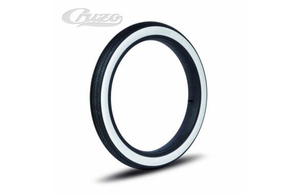 Tire Cruzo Classic 26 x 3.0 / 24 × 3.0 whitewall