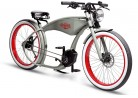 THE RUFFIAN e-Bike with Bosch / Cement Grey