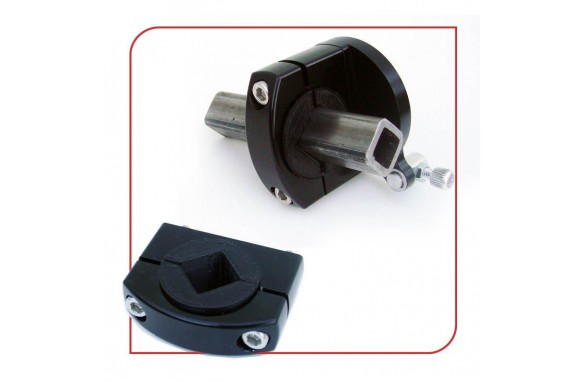 BOXKARS Square / Diamond Tube Frame Clamp