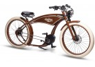 THE RUFFIAN e-Bike with Bosch / Vintage Brown