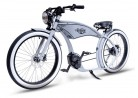 THE RUFFIAN e-Bike with Bosch / Silver Grey