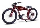 THE RUFFIAN e-Bike with Bosch / Indian Red