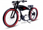 THE RUFFIAN eBike with Bosch / Black_Redwal