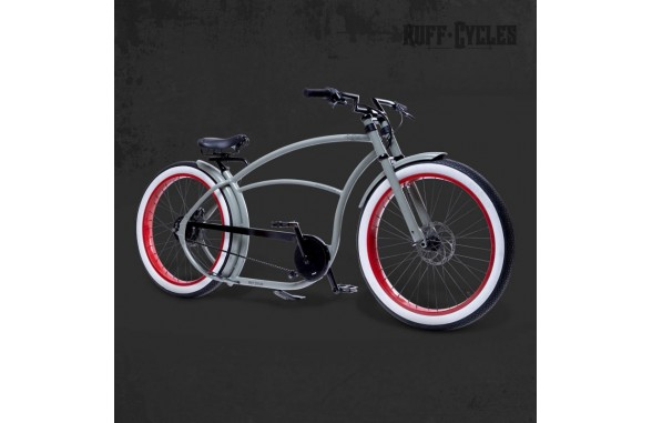 "Bicycle BASMAN - ""Ruffian Edition"" - Cement Grey"