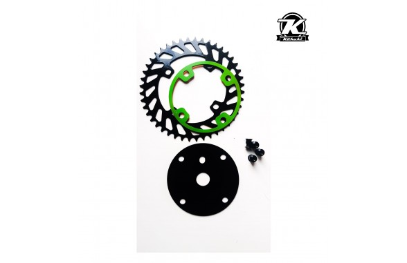 Offset Modular Chainring – Saw