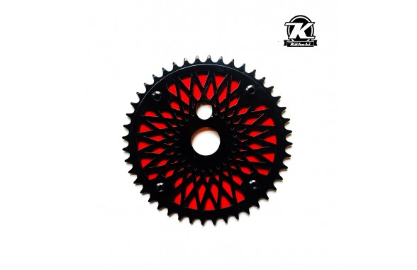 Offset Modular Chainring – Simple