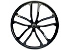 Front Wheel Magnesium 26 inch V5 with Disc Mount