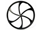 Rear Wheel Magnesium 26 inch 6 Spokes with Disc Mount and for Cassette
