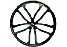 Rear Wheel Magnesium 26 inch V5 with Disc Mount and for Cassette