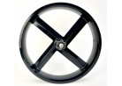 Front Wheel Magnesium 20 inch Fat Bike 84 mm black with Disk