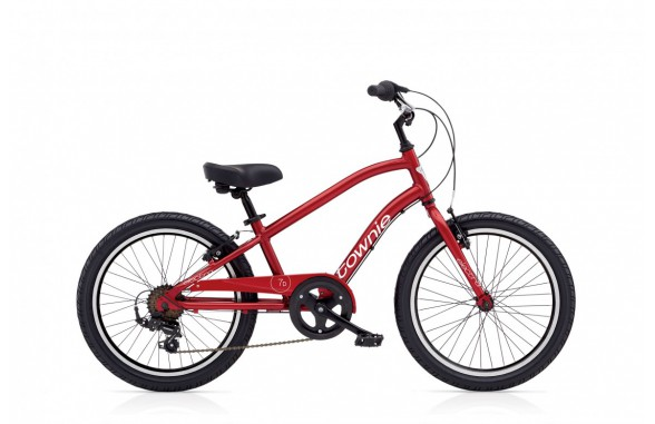 Townie Kids' 7D_Electric Red  (タウニー・キッズ・20インチ)