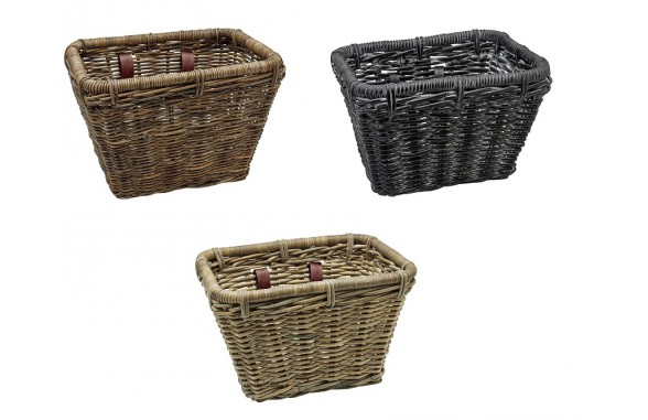 ELECTRA(エレクトラ) RATTAN RECTANGULAR BASKET