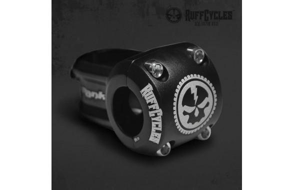 "Ruff Stem 1 1/8"" - Black"