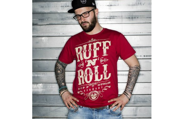 "T-Shirt ""RuffnRoll"" - Men"