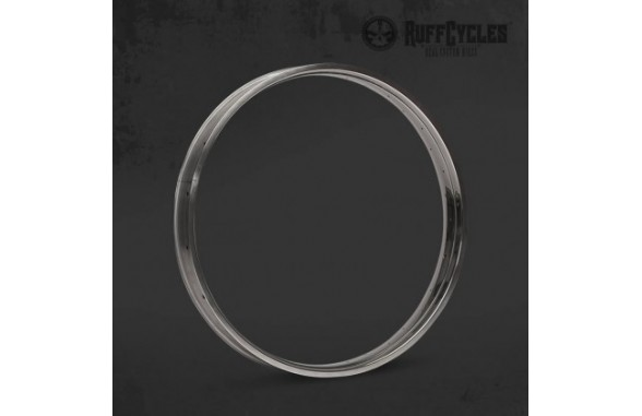 "Rim Ring 28"" 80mm - Silver/Polished"