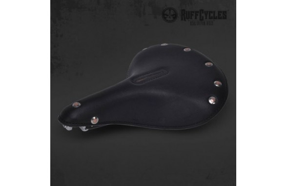Buttero Seat - Black/Brown