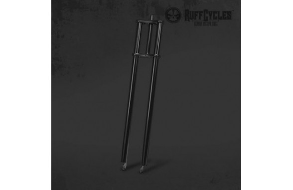 Ruff Straight Fork 900mm - Black
